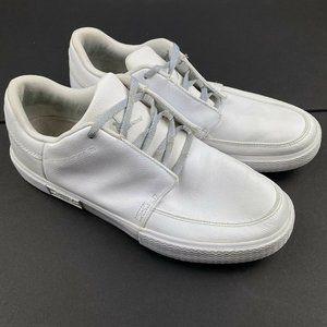 Nike Jordan V.5 Grown Low White Casual Shoes  8.5